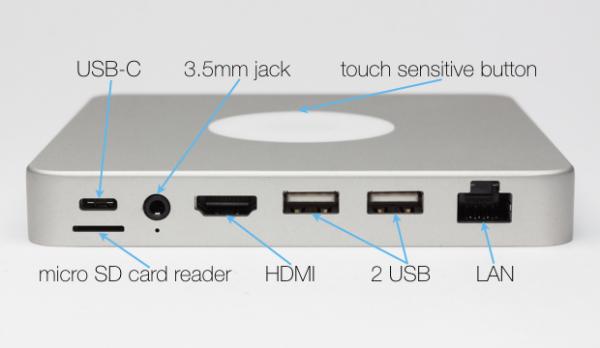 DoBox — портативная беспроводная док-станция для устройств Apple