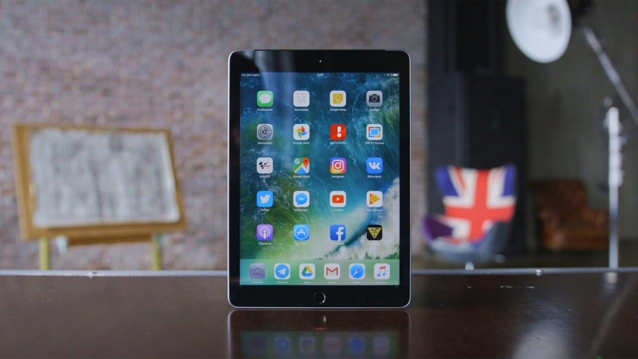5 причин купить iPad (9,7) вместо iPad Pro