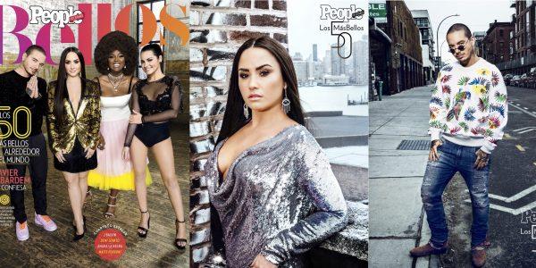 Журнал «People» снял 50 самых красивых людей года на iPhone X