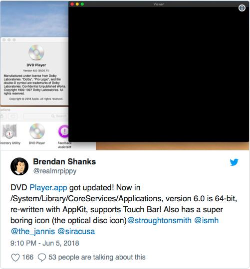 Что нового в macOS 10.14 Mojave