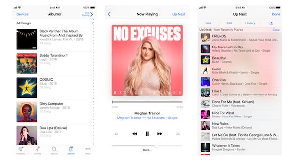 Apple обновила приложение iTunes Remote