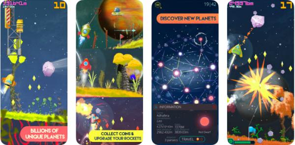 Лучшие бесплатные игры прошедшей недели для iOS