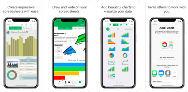 iWork для iOS обновился. Что нового?