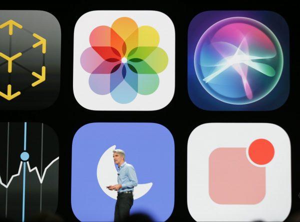 Новые «Фото» в iOS 12