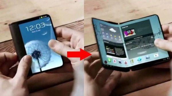 Гнущийся смартфон Samsung Galaxy X может стоить в два раза дороже iPhone X