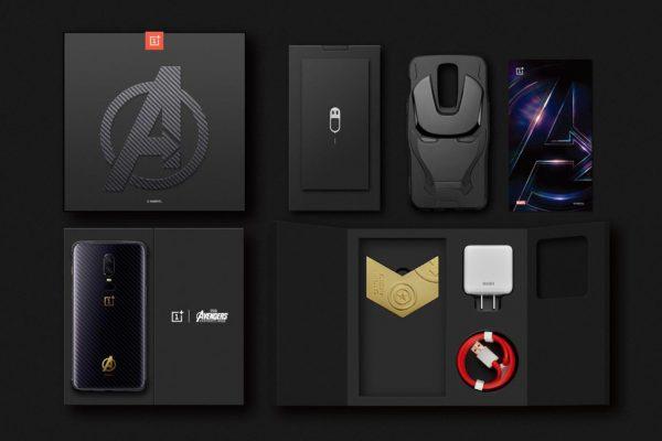 OnePlus выпустила ограниченную серию смартфонов для фанатов «Мстителей»