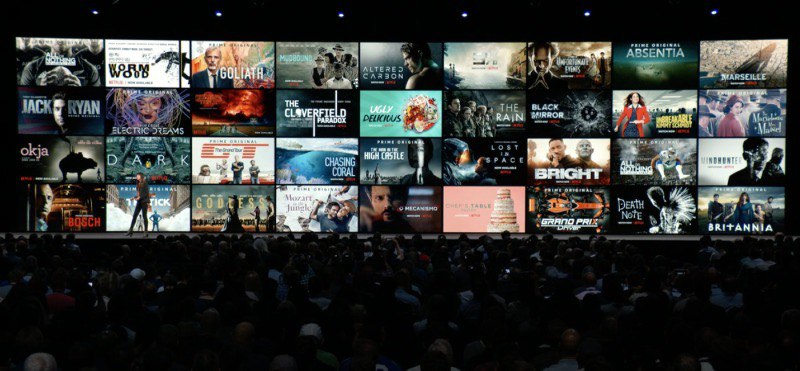 Apple представила tvOS