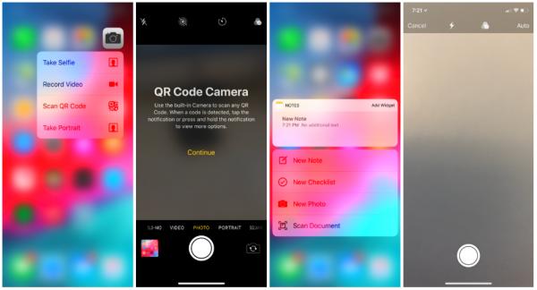 Самые незаметные изменения в iOS 12