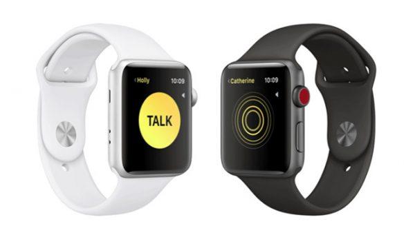 watchOS 5 поможет превратить Apple Watch в рацию
