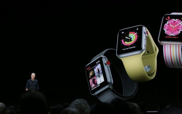 Apple представила watchOS 5