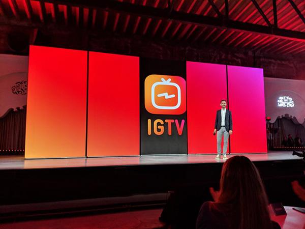 Instagram объявил войну YouTube с помощью IGTV
