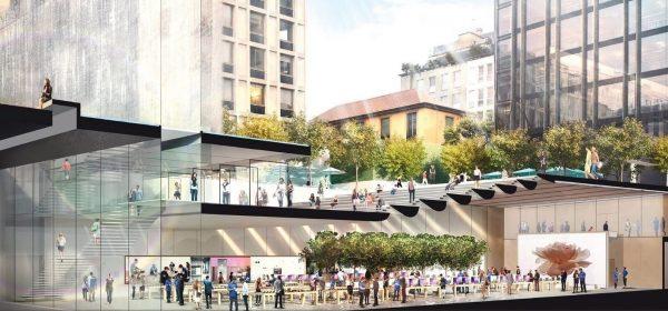 В Милане откроется один из самых технологичных Apple Store
