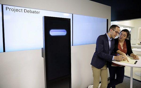 IBM научила компьютеры спорить с людьми