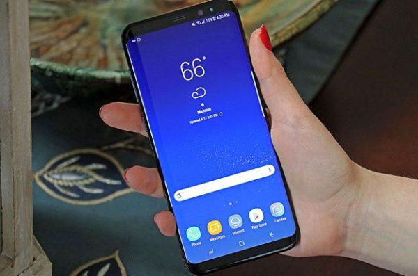 Samsung Galaxy S10, возможно, получит ультразвуковой сканер отпечатков пальцев