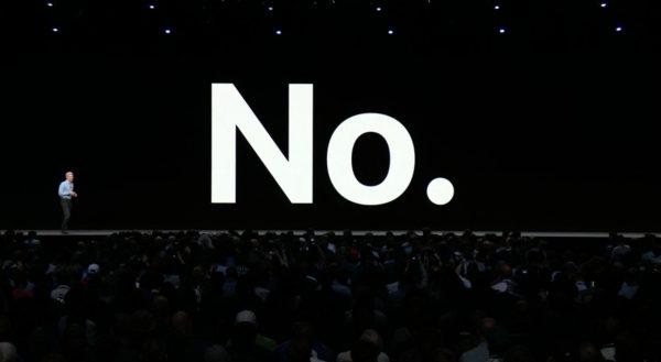 Официально: Apple не будет объединять macOS и iOS
