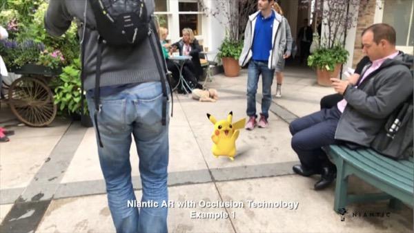 Создатель Pokemon GO показал технологию, которая изменит восприятие AR-объектов