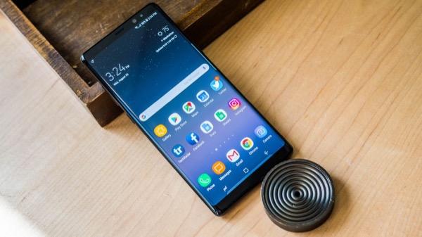 Samsung Galaxy Note 9 представят раньше, чем ожидалось