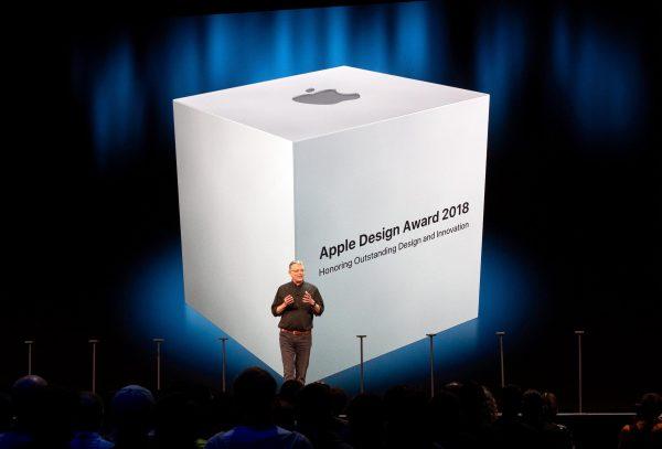 Приложения, получившие награду Apple Design Awards 2018