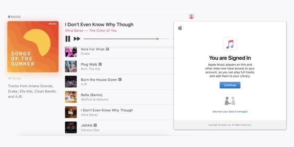 Apple Music получит полноценную веб-версию плеера