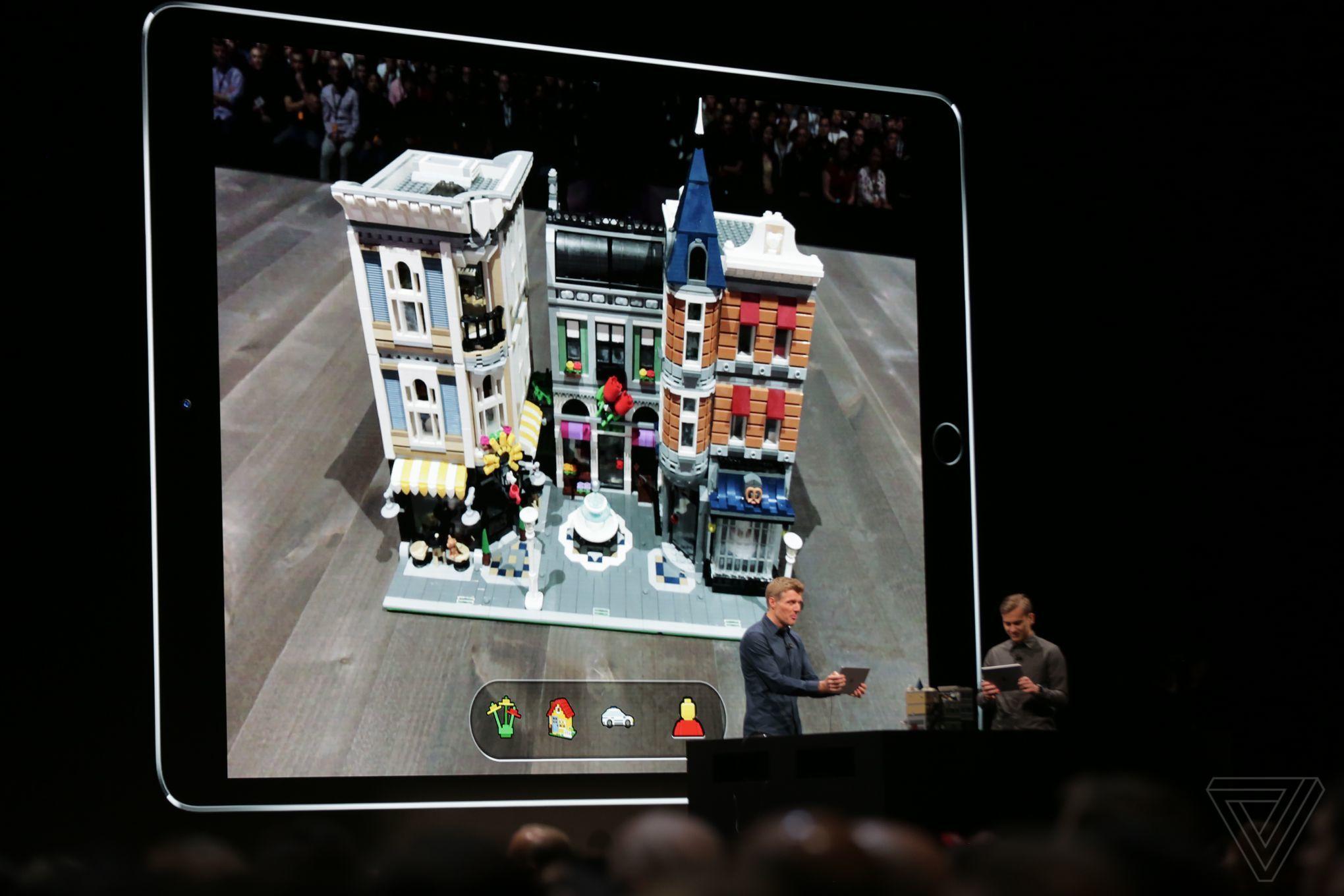 Apple представила ARPKit 2: дополненная реальность, наконец, станет полезной