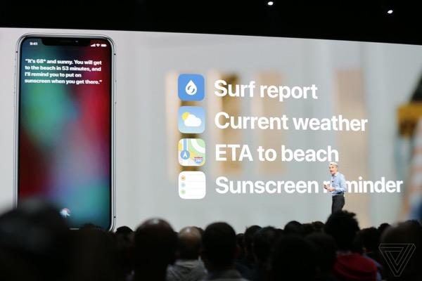 Apple представила обновленную Siri