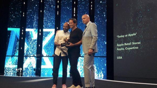Apple собрала множество наград на фестивале Каннские Львы