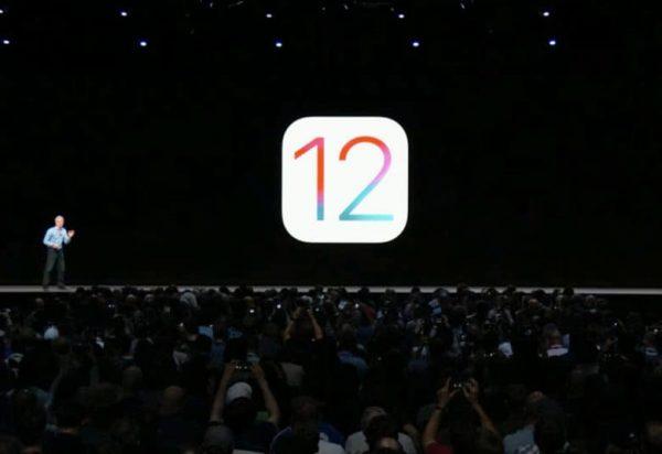Вышла первая публичная бета-версия iOS 12