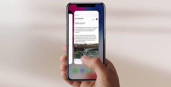В iPhone 2018 может появиться главная функция Samsung Galaxy S9