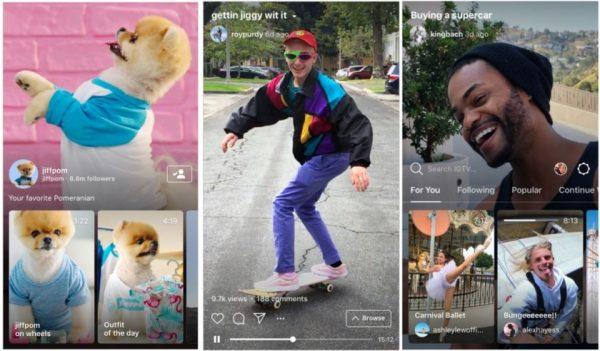 IGTV можно было не создавать, но жадность Instagram берёт своё