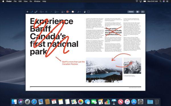 Почему macOS Mojave навсегда изменит судьбу Mac