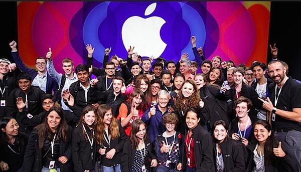 Apple отметила заслуги молодых разработчиков в App Store