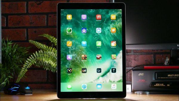 Зачем покупать iPad Pro, если есть iPad 2018