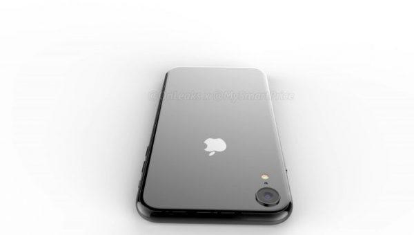 Вот как будет выглядеть iPhone с 6,1-дюймовым дисплеем