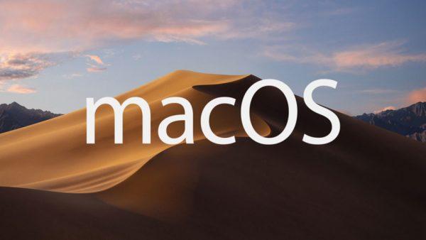 macOS 10.14 Mojave — последняя операционная система с поддержкой 32-битных программ
