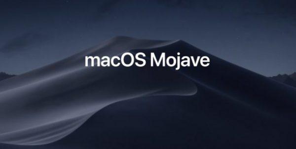 В macOS Mojave нельзя подключить аккаунты социальных сетей
