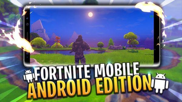 Для Android вышел фальшивый Fortnite