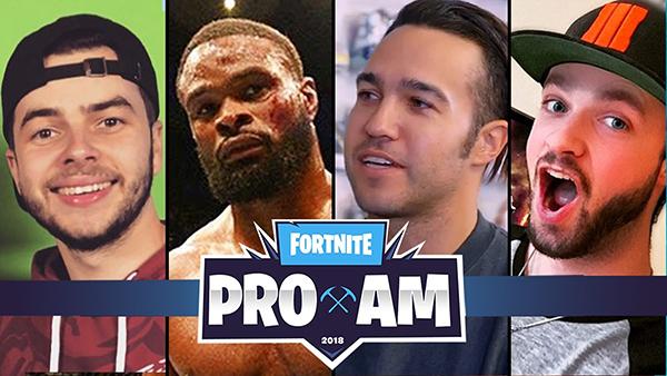 Fortnite Celebrity Pro-Am стоит посмотреть, даже если вы не следите за киберспортом