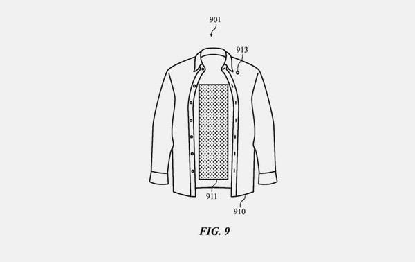 Apple запатентовала умную одежду для глухих и слепых