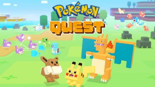 Игра Pokémon Quest доступна для загрузки в App Store
