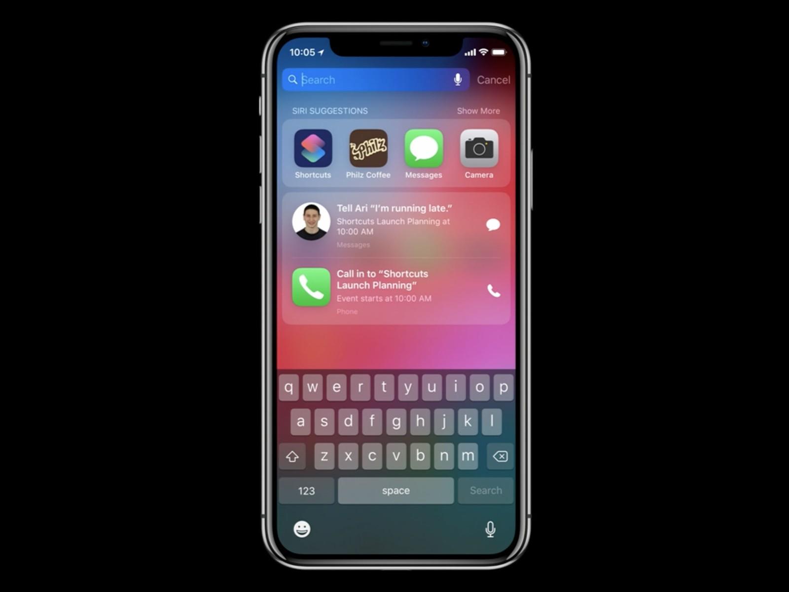Каким будет дизайн iOS 13