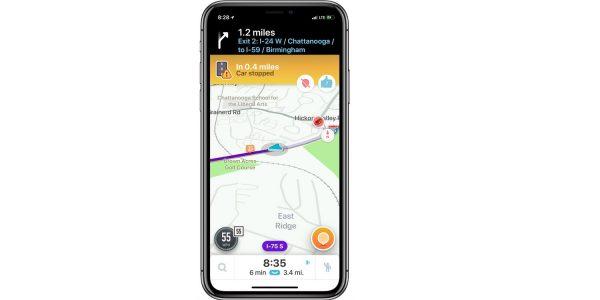 Пять функций Google Maps и Waze, которых не хватает Apple Maps