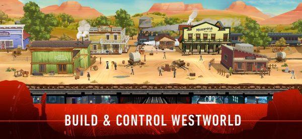 Пришло время взять контроль над «Миром Дикого запада» в новой iOS-игре