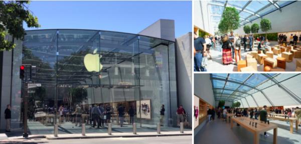 Чем больше Apple Store, тем лучше