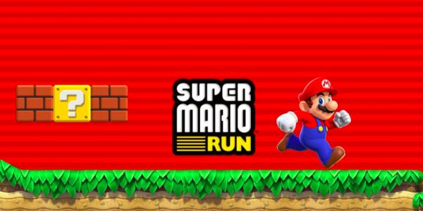 77% доходов Nintendo от продаж Super Mario Run приходится на долю iOS