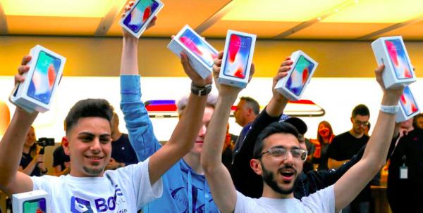 Американские ученые: владение iPhone — признак высокого благосостояния