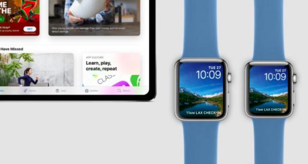 Как будут выглядеть 11-дюймовый iPad Pro и безрамочные Apple Watch Series 4