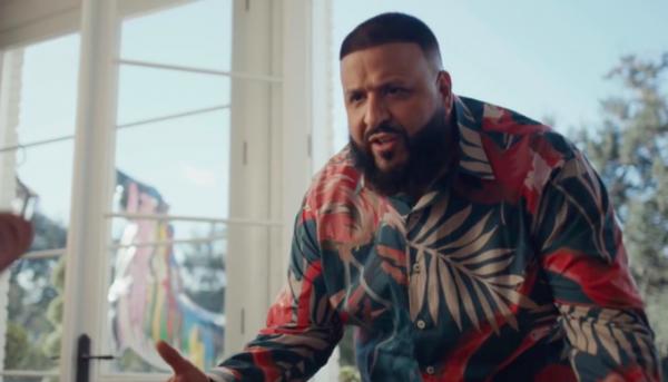 DJ Khaled прорекламировал Apple HomePod