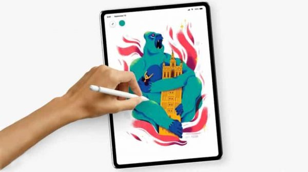 Раздражающая особенность iPad Pro 2018
