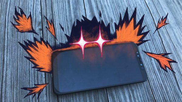 Обзор фейкового iPhone X за 100 долларов