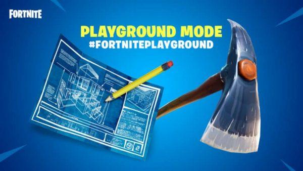 Новости Fortnite: режим Playground снова доступен на всех платформах